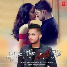 Aaj Tera Mera Saath Hai - Kunal , Shilpa Surroch