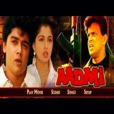 Aadmi (1993) Hindi Movie Mp3 Songs Download | Mp3wale