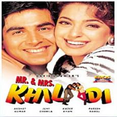 Mr & Mrs Khiladi