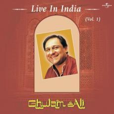 Live In India Vol.  Ghulam Ali
