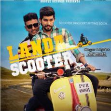 Landa Scooter (Nav Maan) Single
