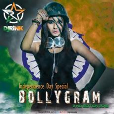 Bollygram - 2st Edition 2016 - DJ RINK