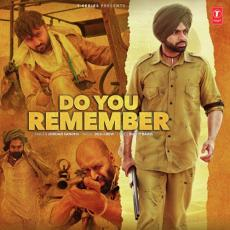 Do You Remember - Jordan Sandhu