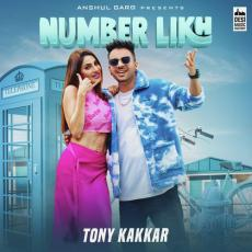 Number Likh - Tony Kakkar