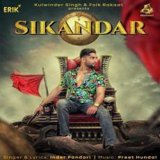 Sikandar - Preet Hundal