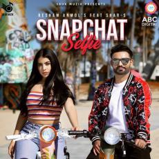 Snapchat Selfie - Resham Anmol