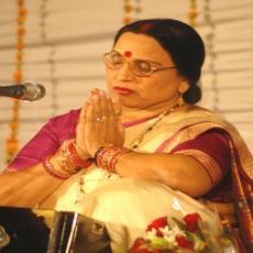 Padmashree Sharda Sinha